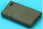 Picture of G&P Skull Frog 140rds Hi-Cap Magazine (FDE) for Tokyo Marui M16 Series