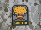 Picture of Mil-Spec Monkey Canceled PVC Patch (Full Color)