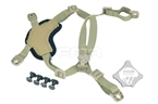 Picture of FMA Helmet General Suspension DE