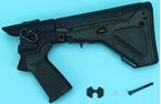 圖片 G&P Gas Charging Collapsible PTS UBR Stock for Marui M870 Shotgun