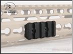 Picture of BD 4 Slots Rail Panel For:NOV NSR RAIL (BK)