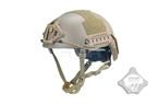 Picture of FMA Ballistic High Cut XP Helmet DE M/L