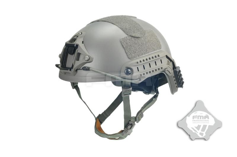 Picture of FMA Ballistic High Cut XP Helmet FG L/XL