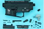 Picture of G&P MOTS Skull Frog Metal Body for M4 AEG (Black)