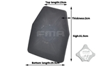 Picture of FMA SAPI Dummy Ballistic Plate (BK)