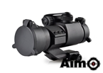 Picture of AIM 30mm AP Military Red Dot Sight w/ Z Type QD Mount (BK)