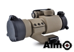 Picture of AIM 30mm AP Military Red Dot Sight w/ Z Type QD Mount (DE)