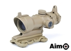 Picture of AIM ACOG 4×32 Scope Red/Green Reticle with QD Mount (DE)
