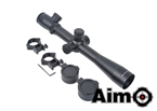 Picture of AIM 3.5-10×40E-SF(Red/Green Reticle) (Black)