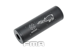 "Picture of FMA ""NOVESKE"" Silencer 107MM (14mm CW/CCW)"
