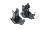 Picture of FMA 71L F/R Folding Sight Set (BK)