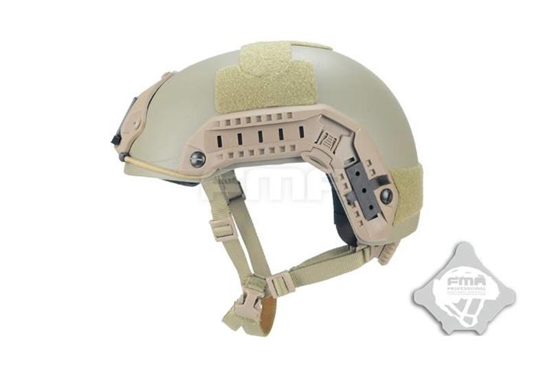 Picture of FMA MH Type maritime Fast Helmet 1:1 aramid fiber version DE New Version (M/L)