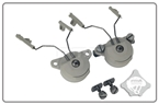 Picture of FMA EX Headset And Helmet Rail Adapter Set GEN1 (FG)