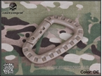 Picture of EMERSON ITW Mountaineering buckle DE