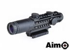 Picture of AIM 1-3X Tactical Scope (BK)