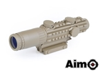 Picture of AIM 1-3X Tactical Scope (DE)