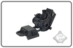 Picture of FMA L4G24 NVG Mount 100% Plastic Version (BK)
