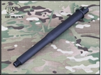 Picture of BD CNC10 inch Aluminum Outer Barrel For M4 AEG