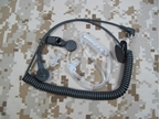 Picture of TCA Headset For Harris Thales Communications Speaker PTT