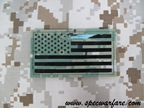 Picture of US Navy SEAL NSWDG Devgru Infrared IR US Flag Patch Left (AOR2)