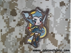 Picture of Mil-Spec Monkey Cute Valkyrie (Full Color)