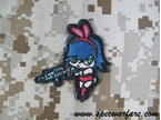 Picture of Mil-Spec Monkey BUNNY GIRL (Blue)