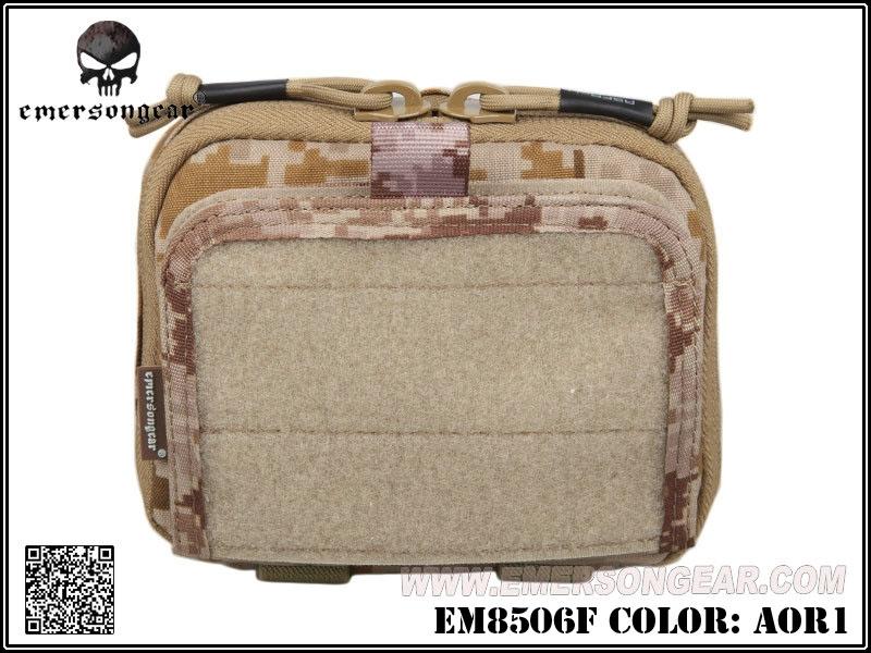 Picture of EMERSON ADMIN Multi-purpose Map Bag (AOR1)