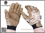 Picture of EMERSON Tactical Lightweight Camouflage Gloves (AOR1)