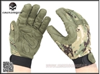 Picture of EMERSON Tactical Lightweight Camouflage Gloves (AOR2)