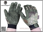 Picture of EMERSON Tactical Lightweight Camouflage Gloves (MR)