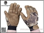 Picture of EMERSON Tactical Lightweight Camouflage Gloves (HLD)