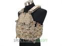 圖片 VGC 6094 Type A Swimmer Cut Plate Carrier Vest ( AOR1 ) ( 2014 Ver. ) ( Limited )
