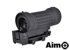 Picture of AIM 4X30 Tactical Elcan Type Optical Sight Rifle Scope (BK)