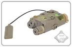 Picture of FMA PEQ LA5 Upgrade Version LED White Light + Green Laser With IR Lenses With Code (DE)