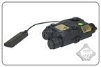 Picture of FMA PEQ LA5 Upgrade Version LED White Light + Green Laser With IR Lenses With Code (Black)