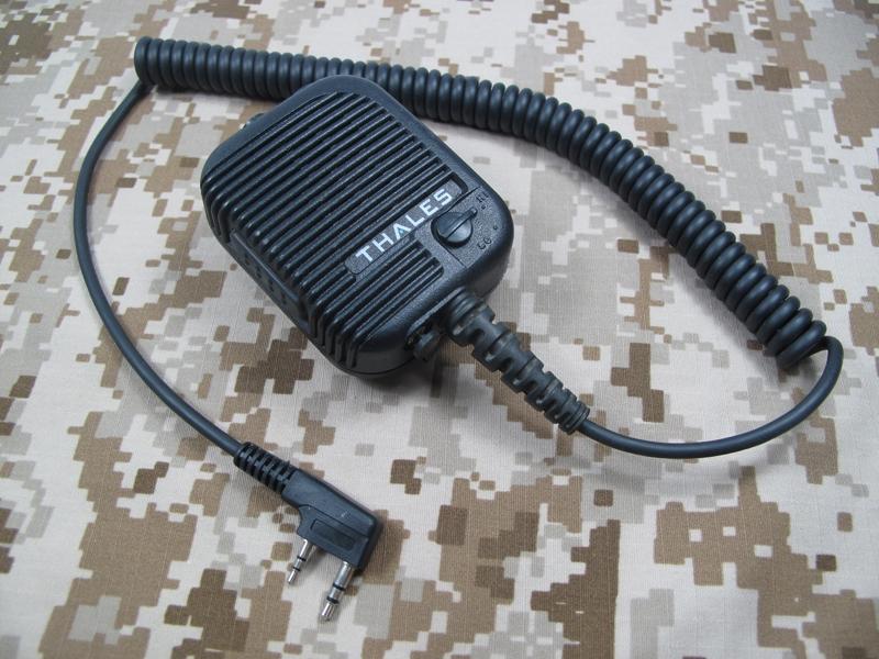 Specwarfare Airsoft. TCA Modified original Thales Communications ...