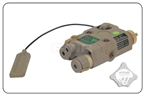 Picture of FMA AN-PEQ-15 Upgrade Version LED White Light + Green Laser With IR Lenses With Code (DE)