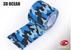 Picture of Element CAMO COTTON TAPE (3D Ocean)