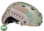 Picture of nHelmet FAST Helmet BJ Maritime TYPE (Multicam)