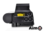 Picture of AIM XPS 3-2 Red/Green Dot & QD Mount (BK)