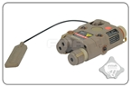 Picture of FMA AN-PEQ-15 Upgrade Version LED White Light + Red Laser With IR Lenses with code (DE)