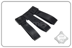 """Picture of FMA 3""""Strap Buckle Accessory (3pcs For A Set) BK"""