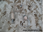 Picture of TRI M3S Type Conduction Headset (Ear Quake, 1Pin) (TAN)
