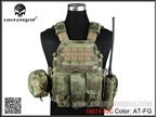 Picture of EMERSON 6094A Style Tactical Vest With Pouch Set (AT FG)