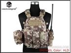 圖片 EMERSON 6094A Style Tactical Vest With Pouch Set (HLD)