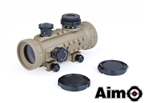 Picture of AIM 1X30 Red/Green Dot With RIS Rails (DE)