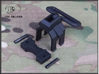 圖片 BD M4 Tactical Swivel Front Sling Mount (BK)