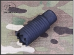 Picture of BD TROY Style PWS PRC Flash Hider 12.7mm CW (BK)