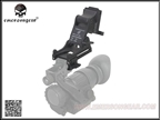 Picture of Emerson Rhino NVG Helmet Mount (BK) For PVS-14