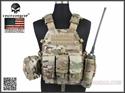 圖片 EMERSON 6094A Style Tactical Vest With Pouch Set (Multicam)